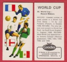 World Cup 20 Italy England Mexico
